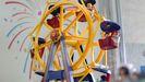 El San Froilán de los playmobil, en imágenes