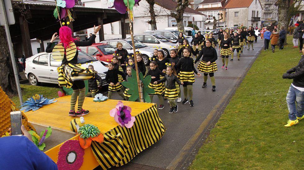 Carnaval en Monterroso.