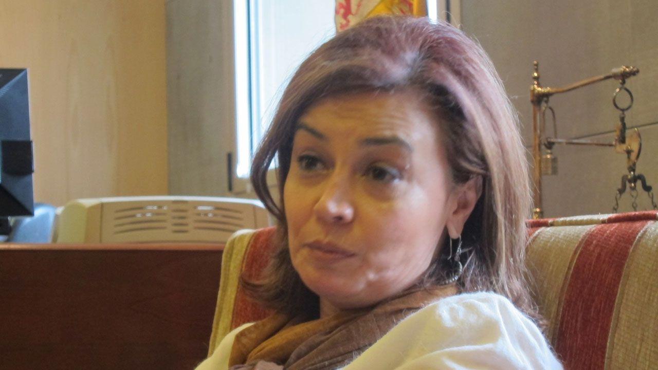 Esther Fernández, Fiscal Superior de la Fiscalía del Principado de Asturias