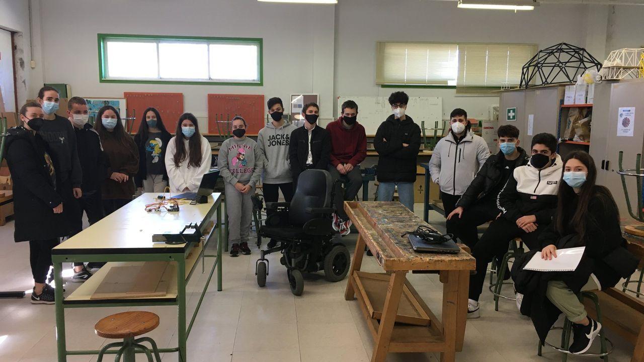 La Fundación Amancio Ortega entrega la escuela Amencer en Bembrive, Vigo
