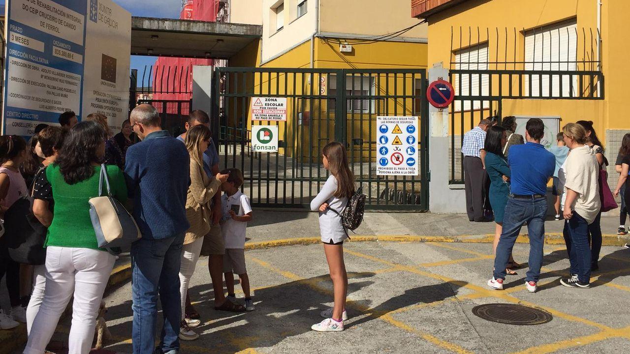 Nace el club de fans ferrolano de Javier Gutiérrez
