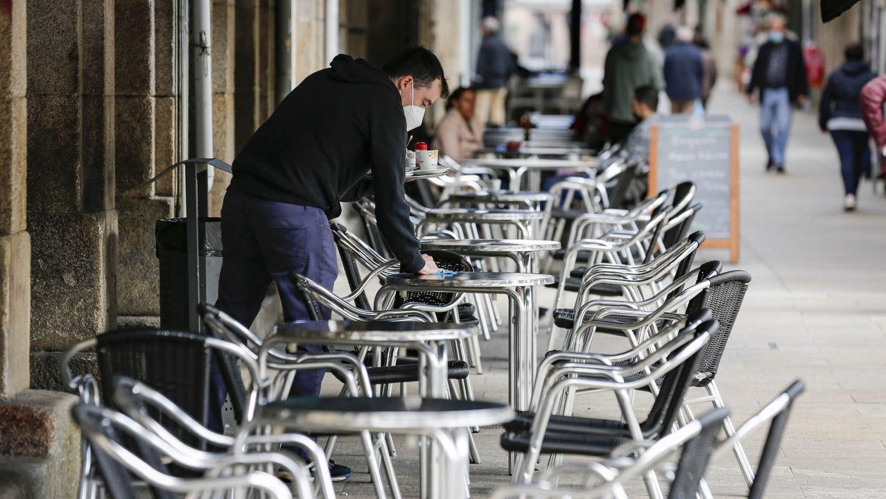 Hay 70 centros educativos con casos activos en Ourense