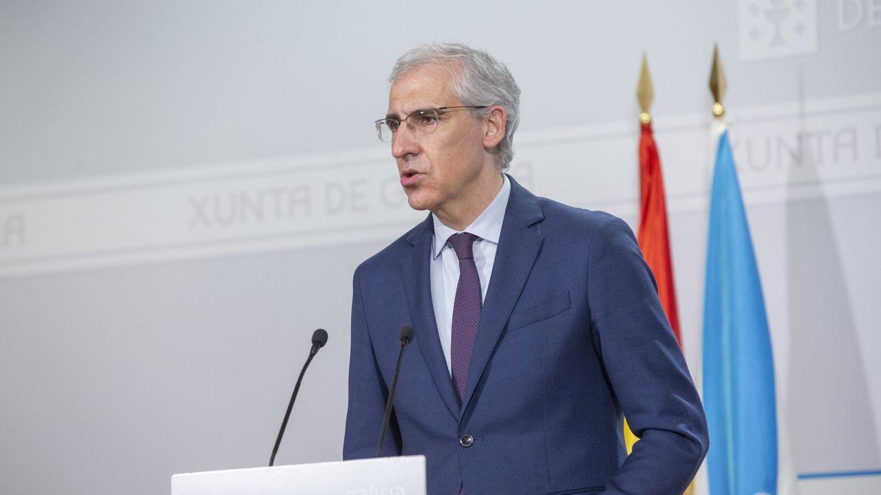 Francisco Conde, en una foto de archivo