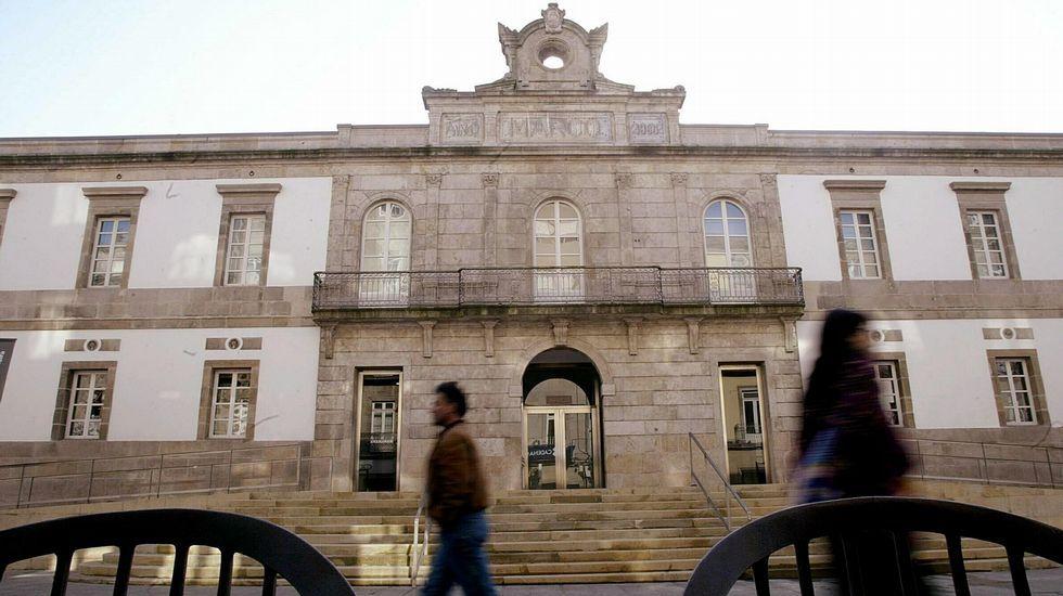 Nuevas muestras en el Marco de Vigo