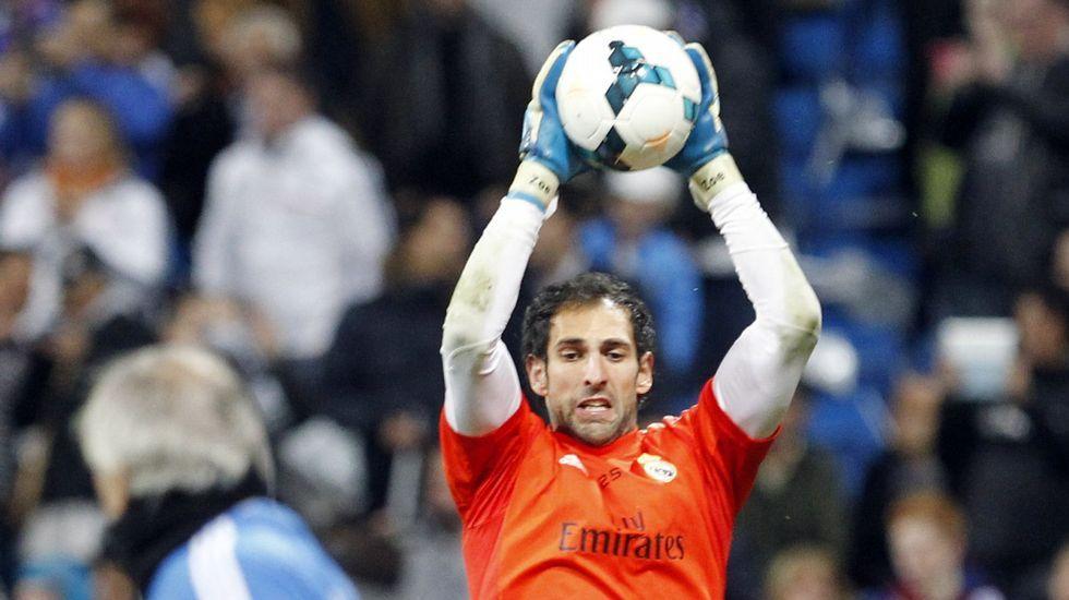 Jugadores gallegos con futuro incierto.Pedro Mosquera, en Nueva York