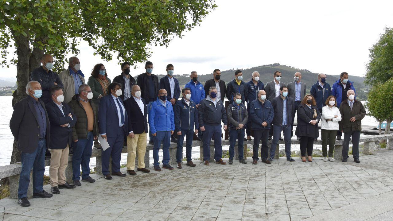 El evento fue presentado por varios representantes políticos e institucionales