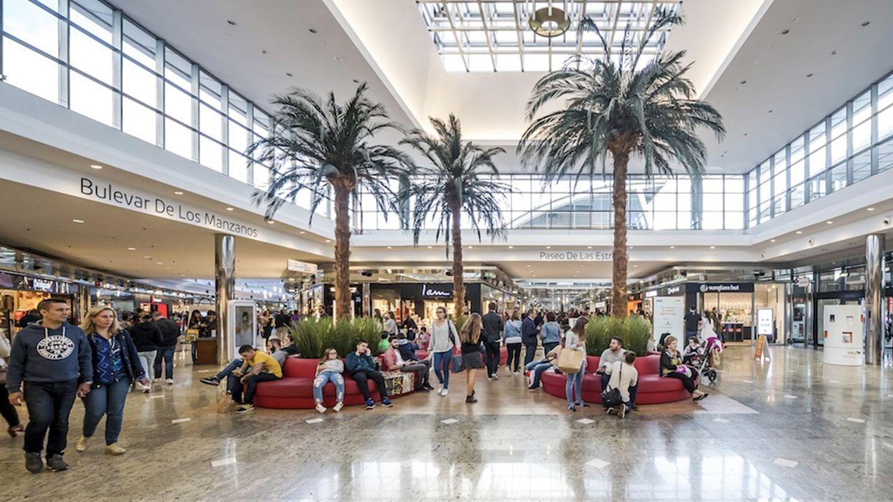 Centro comercial Intu, en el concejo de Siero