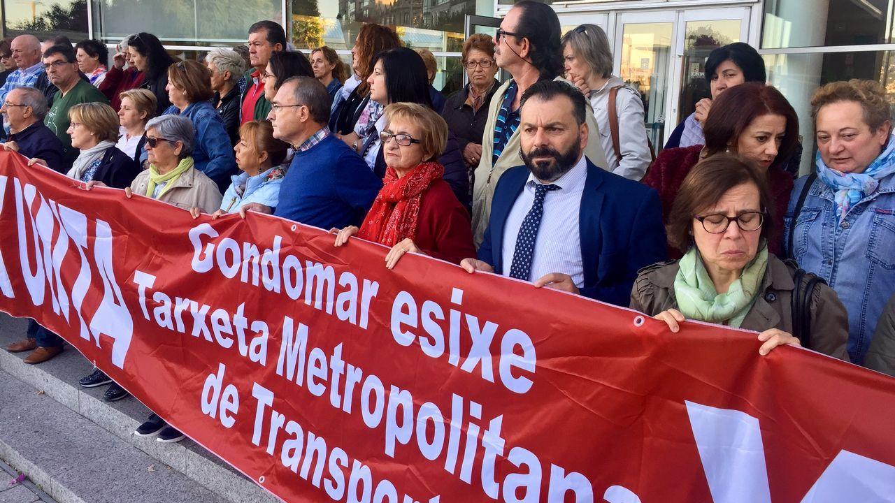 Gondomar reclama un transporte metropolitano de calidad