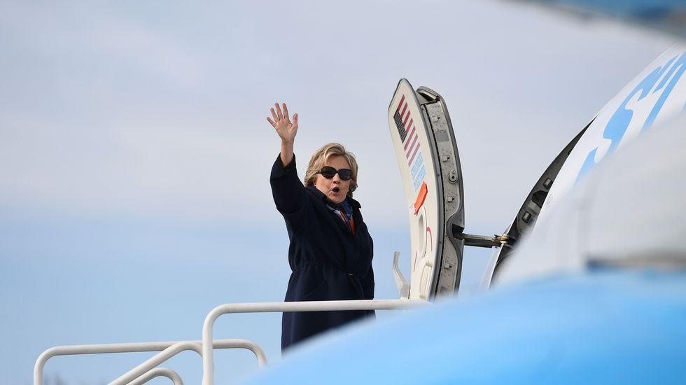 El detenido como presunto autor del ataque al aeropuerto de Florida es un ex militar estadounidense.Jennifer Lopez pidió el voto para Clinton en Miami.