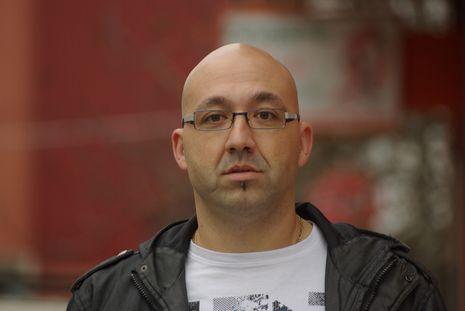 David Rodríguez preside la asociación de comerciantes de Oza