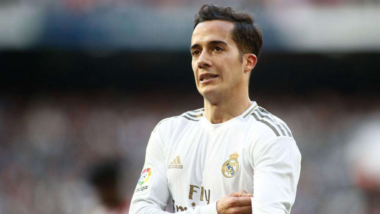 Lucas Vázquez mantiene la cuota gallega en el Real Madrid