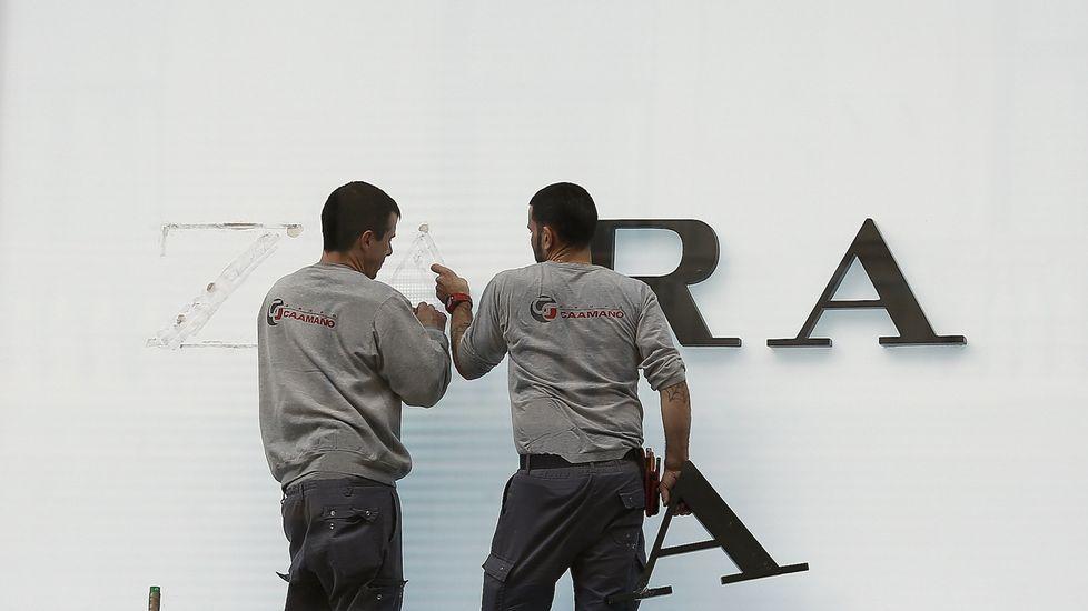 Inditex mantiene el liderazgo como primera empresa en facturación