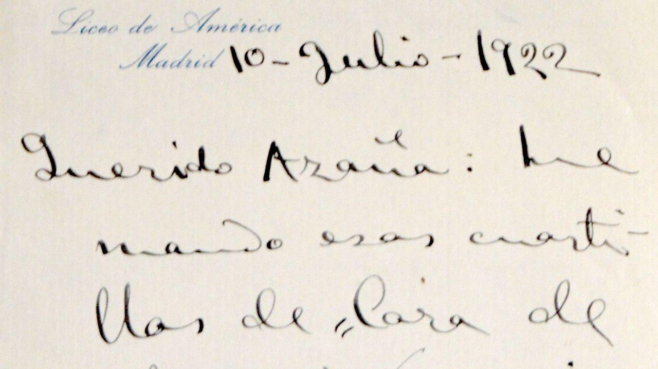 Día Internacional das Bibliotecas.Felipe VI, ayer en una audiencia en Zarzuela