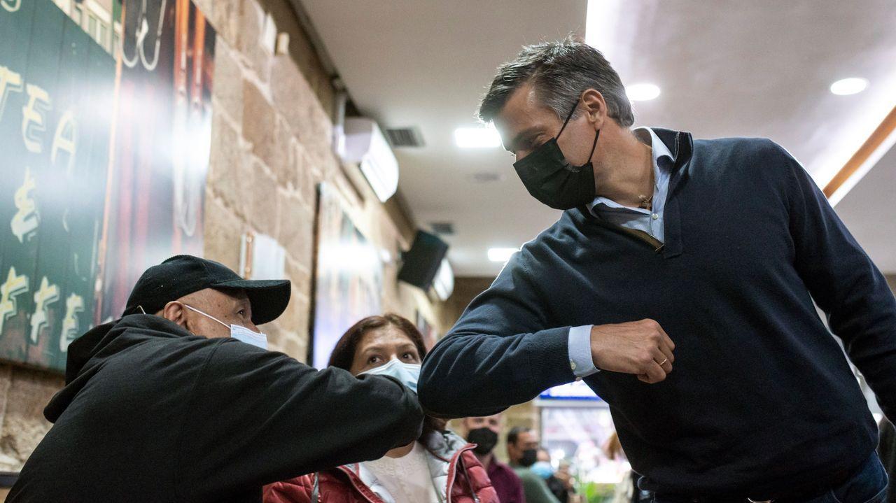 Cordal se defiende de las acusaciones del PP:?Dá igual que se apeliden López,Sánchez ou Iglesias?..El alcalde prefiere guardar silencio sobre lo ocurrido