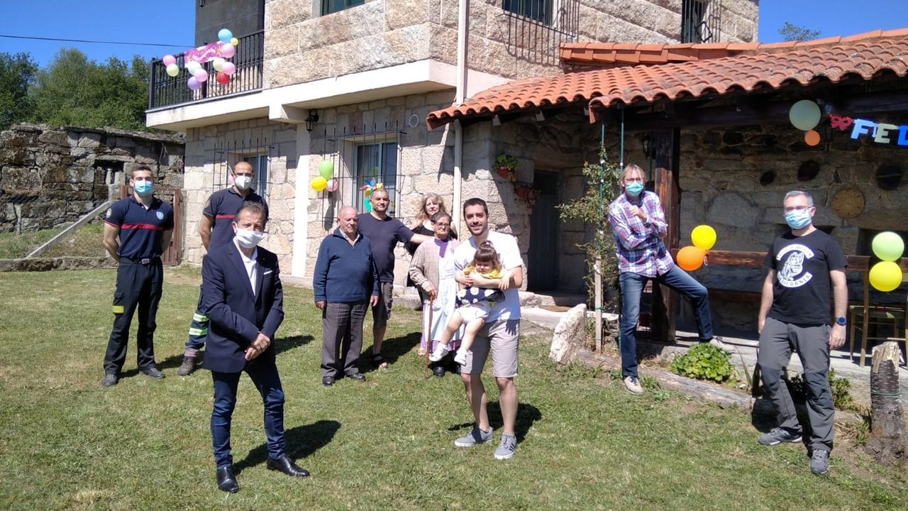 Fachada de la Delegación Territorial de la Xunta en Ourense