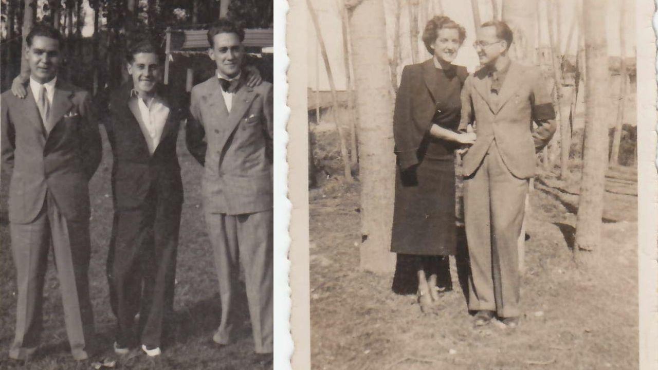 Más fotografías de amigos y familiares de Emilio Rodríguez