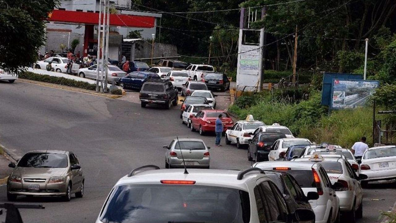 Ciudad Guayana, al sur del país, es una de las zonas más afectadas por la escasez