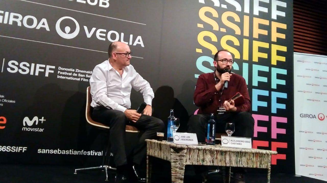 Primeras imágenes de la cuarta temporada de «The Crown».José Luis Rebordinos y Alejandro Díaz Castaño presentan «Crossroads» en San Sebastián