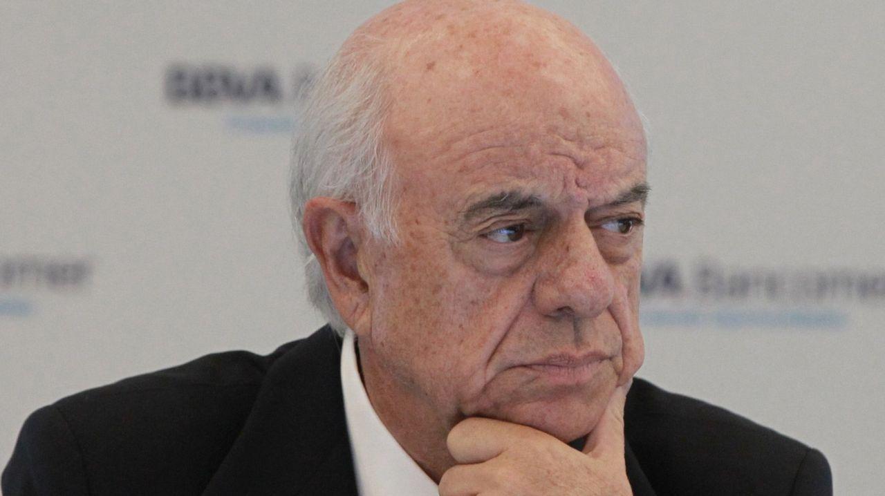 Francisco González, presidente del grupo BBVA