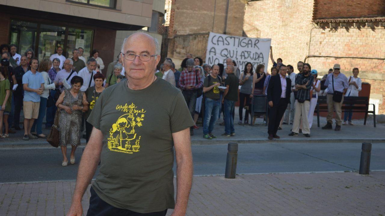 Josep Pàmies, en una imagen de archivo