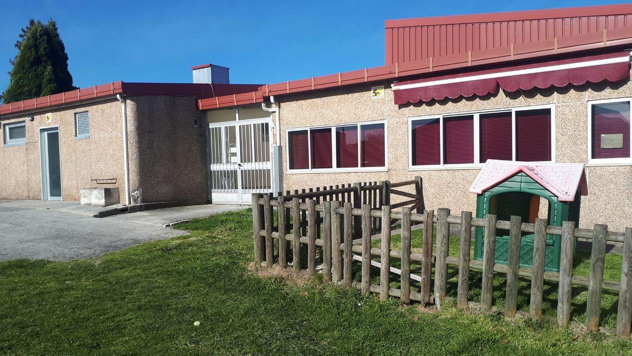 La oposición de Antas (PSOE y AVA) critica las condiciones de la escuela infantil
