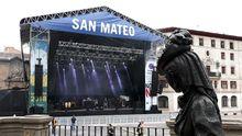 Escenario de San Mateo 2017