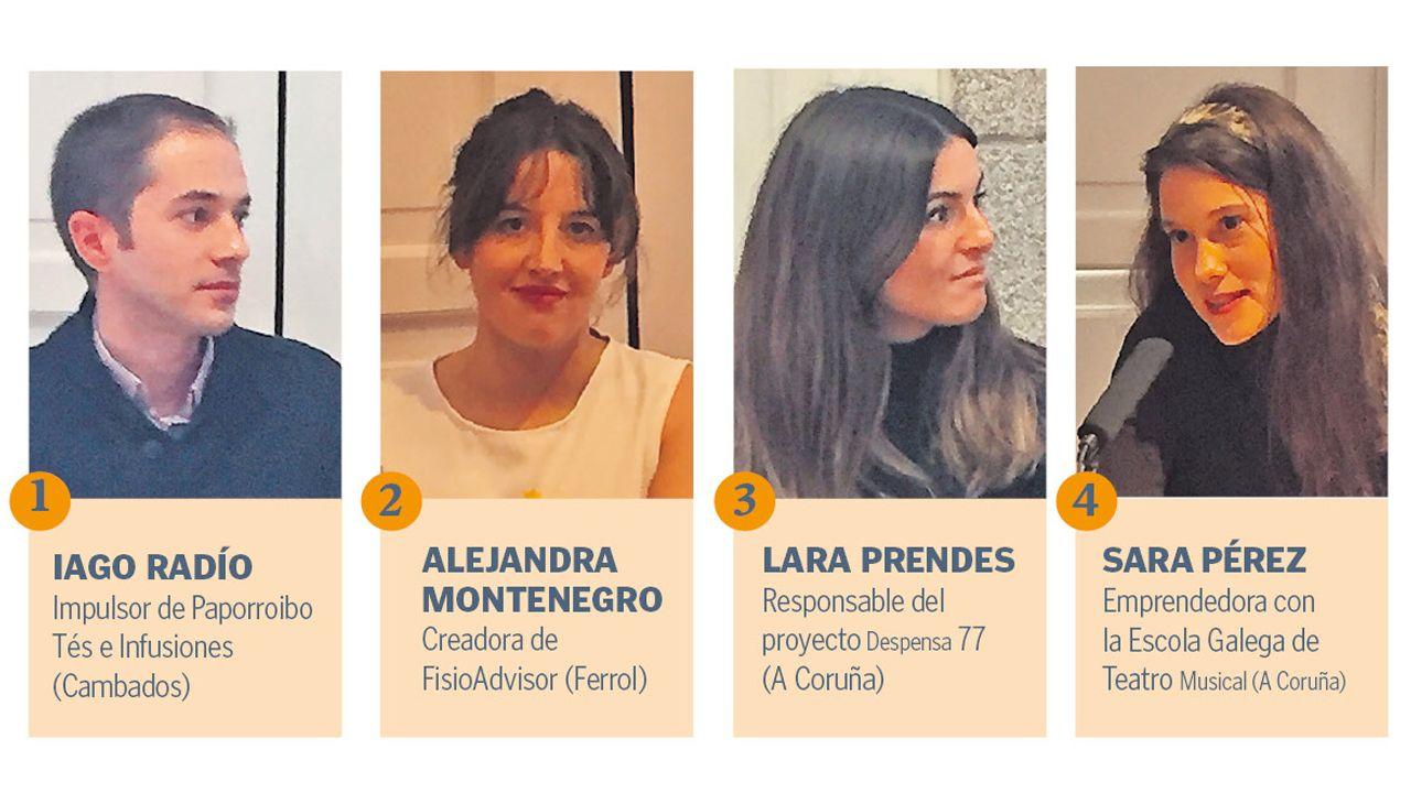 Así customizará Zara los vaqueros de sus clientes.Pablo Isla presenta los resultados de Inditex para el 2018