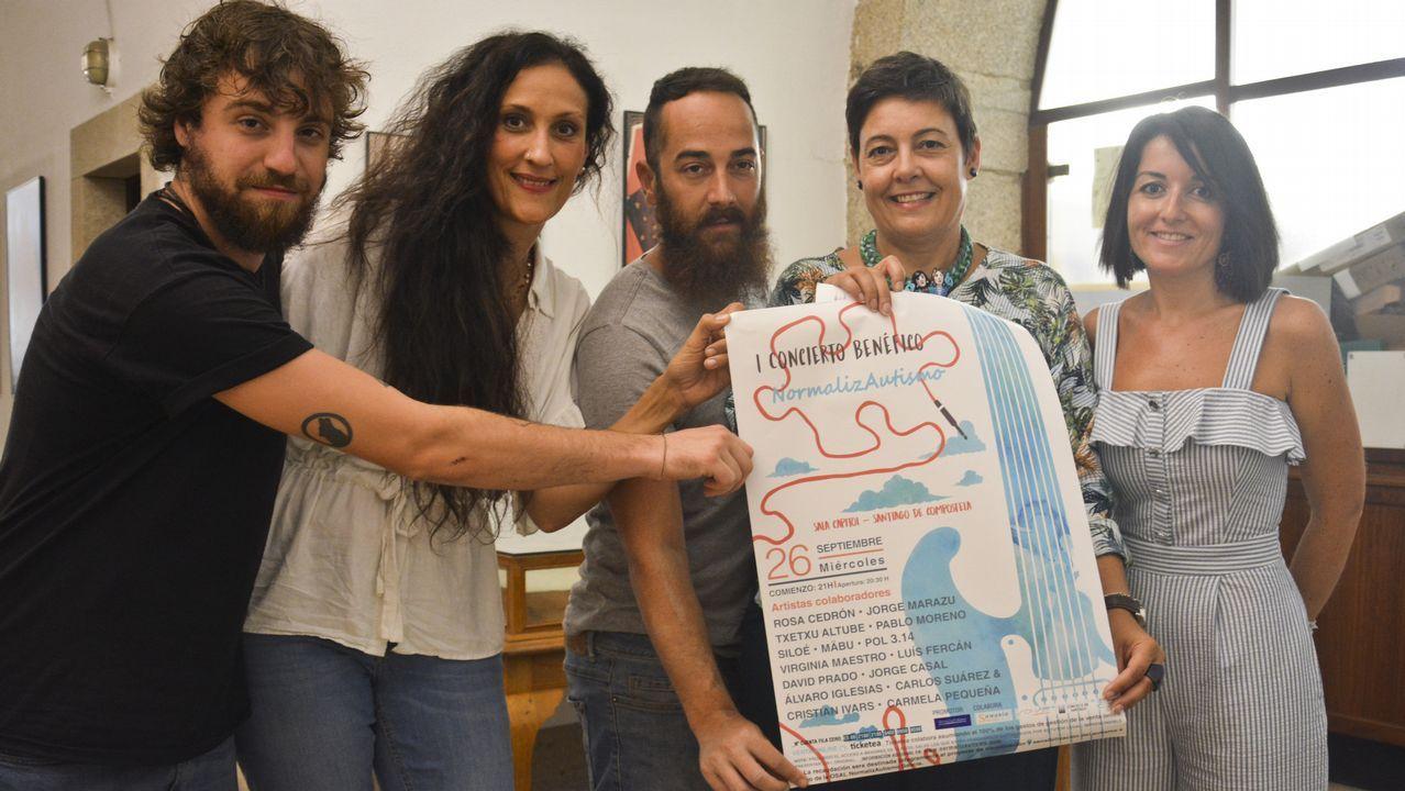 Presentación de la Noche Blanca de Oviedo