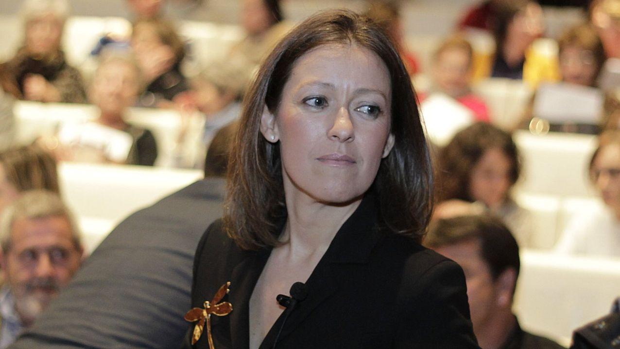 Rosario Garcia Campelo, oncóloga del Chuac