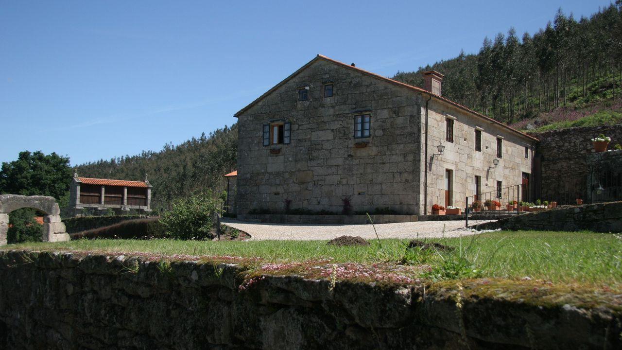 Imaxe da Casa Grande do Bachao