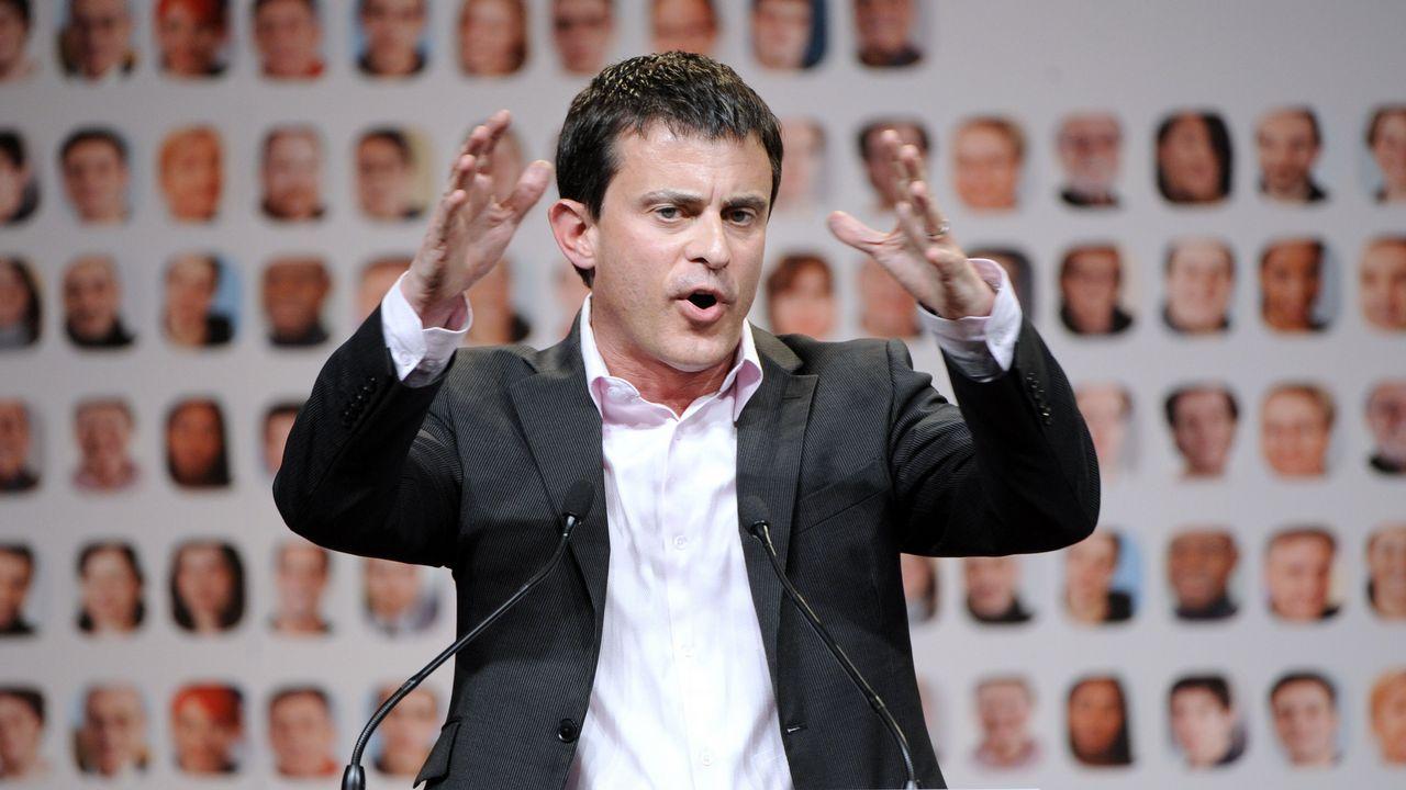 pp asturias.Manuel Valls