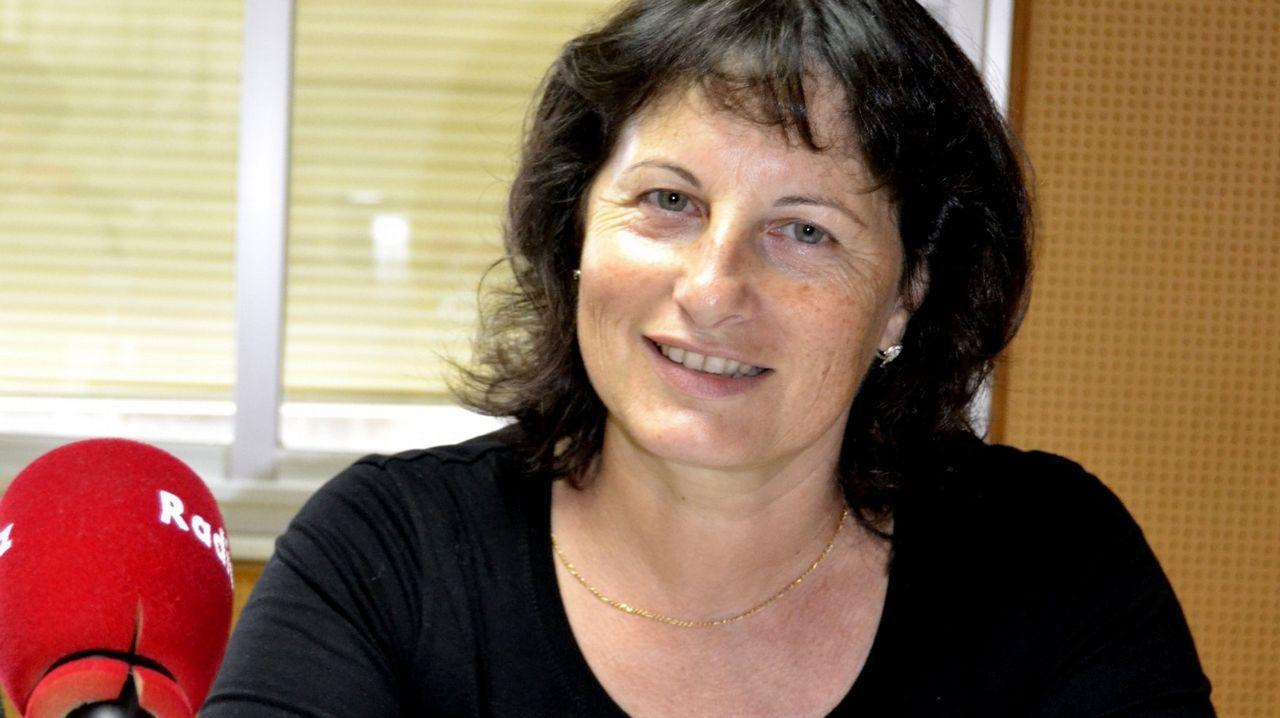 Susana Díaz, a la que las encuestas dan como vencedora, pidió al resto de partidos que no bloqueen su investidura