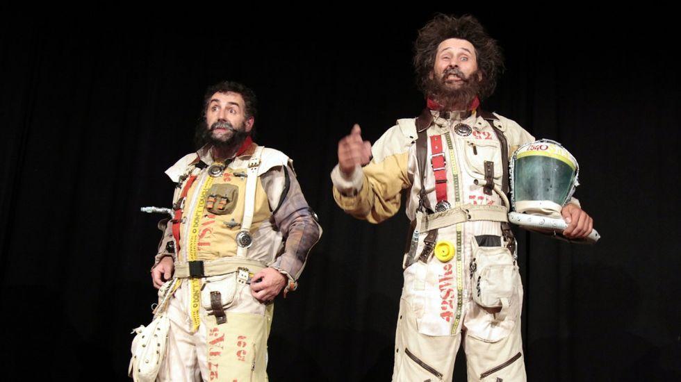 Go on! es una de las obras de teatro que se podrán ver en Paiosaco