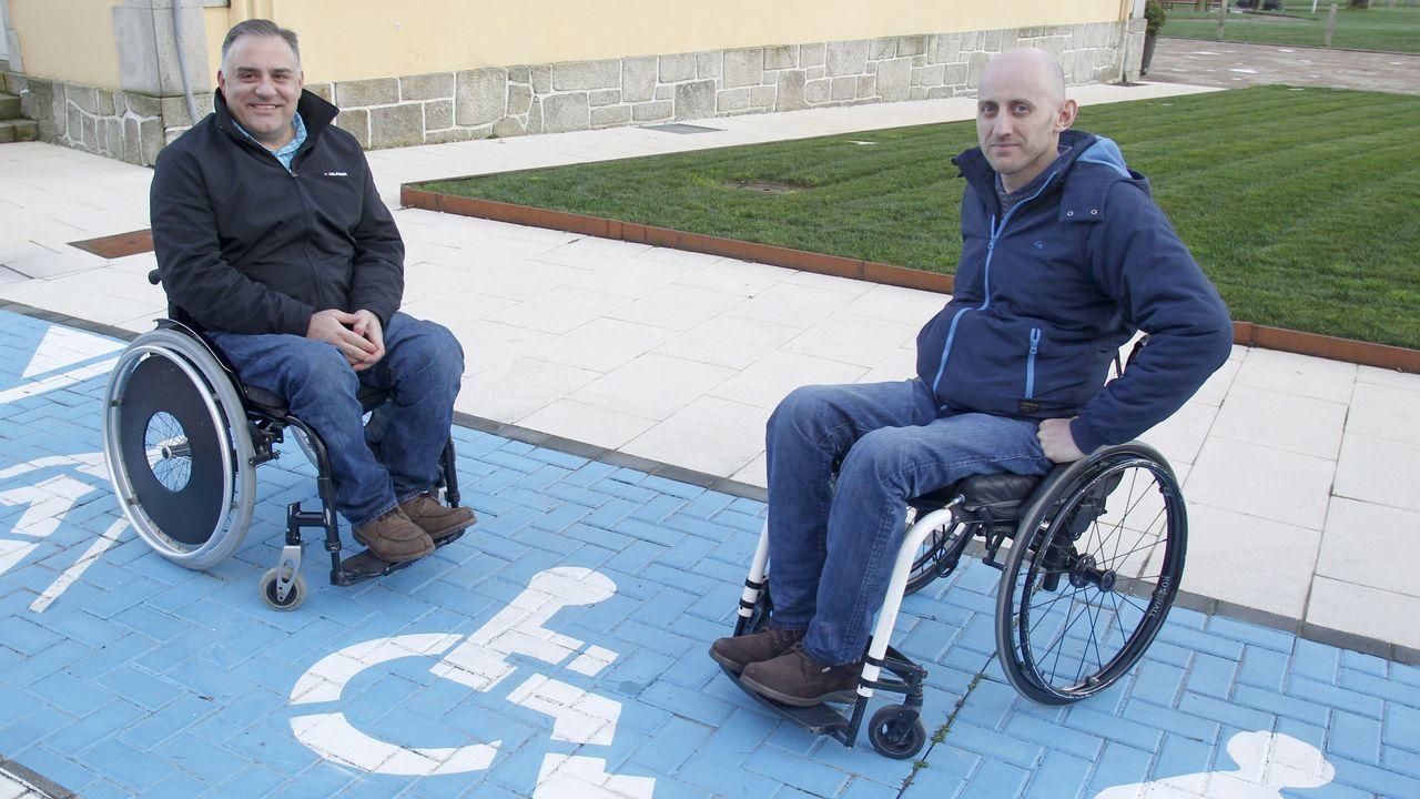«As Pontes está bien en accesibilidad, en otros sitios es todo un suplicio»