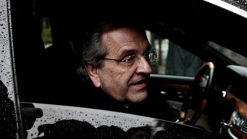 La presidenta del Observatorio contra la Violencia de Género pide erradicar los piropos.Antonis Samaras, primer ministro heleno
