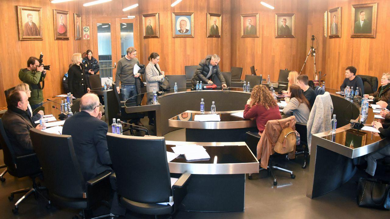 EN DIRECTO: comparece la ministra Montero tras el Consejo de Política Fiscal y Financiera.Fabiola García es la conselleira de Política Social