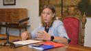Portavoz socialista en la Diputación, Pilar García Porto