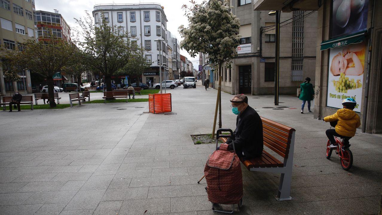 Las horas de los mayores en Lugo