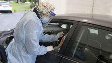 Desde que se inició la pandemia, en el Área Sanitaria de Ferrol se han efectuado 77.572 pruebas PCR