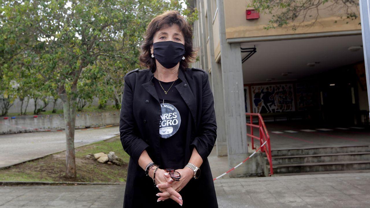 María José Ruiz insiste en que non dimitiu do seu cargo de directora : «Obrigáronme a dimitir»