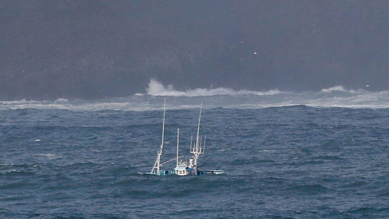 Morás, refugio de temporales para la bajura mariñana