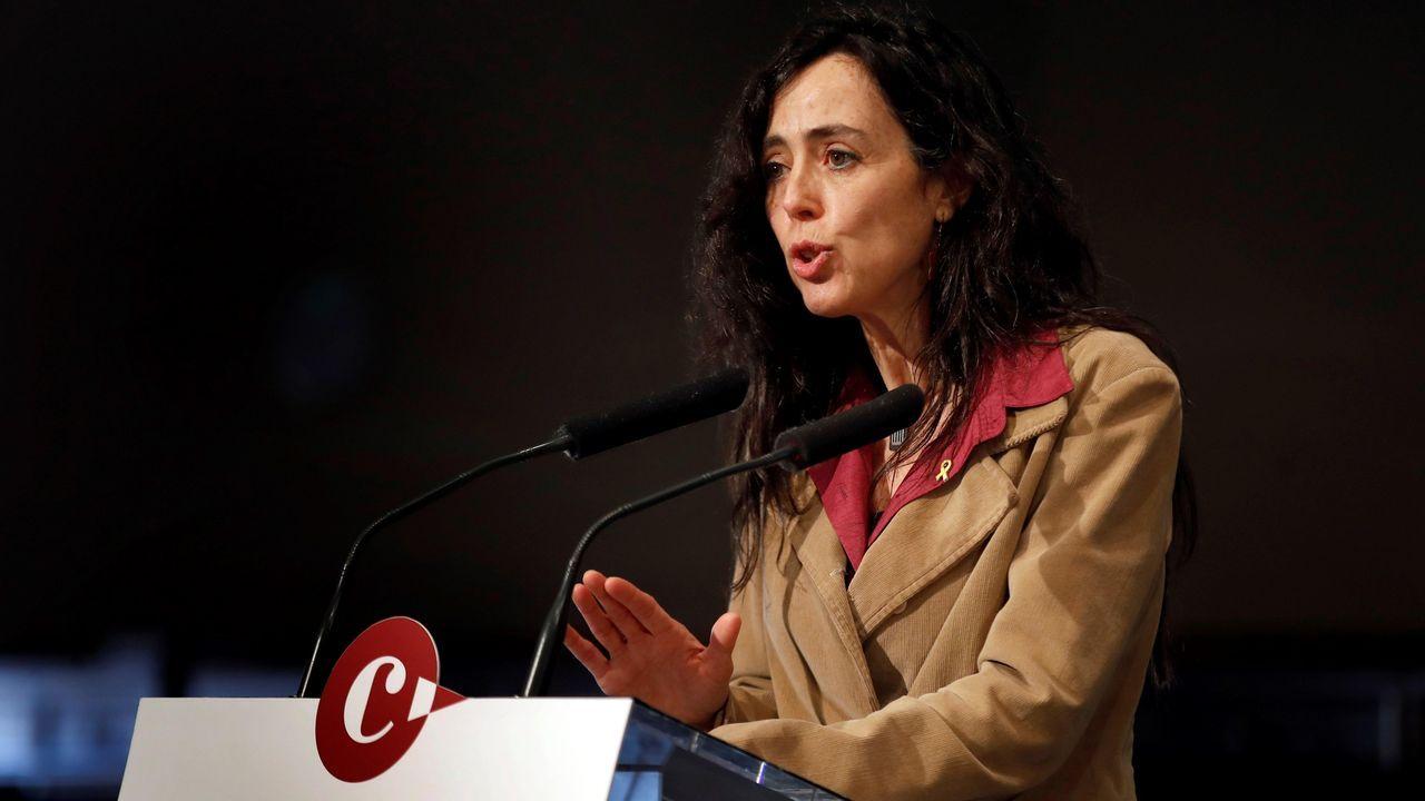 Mònica Roca, presidenta de la Cámara de Comercio de Barcelona