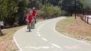 El Concello ya colaboró con la Diputación para construir el paseo ciclista del Rato