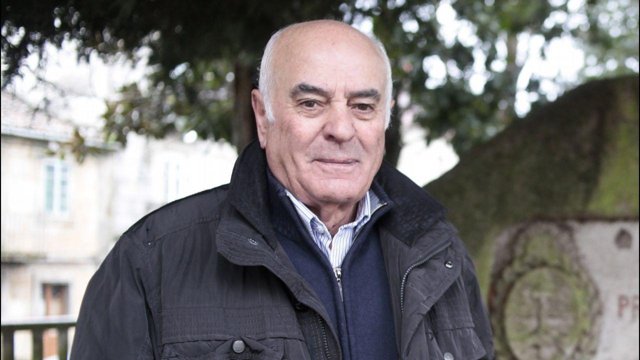 Feijoo presume de hospitales y centros de salud públicos en su mensaje de Año Nuevo.Camilo González Bodaño