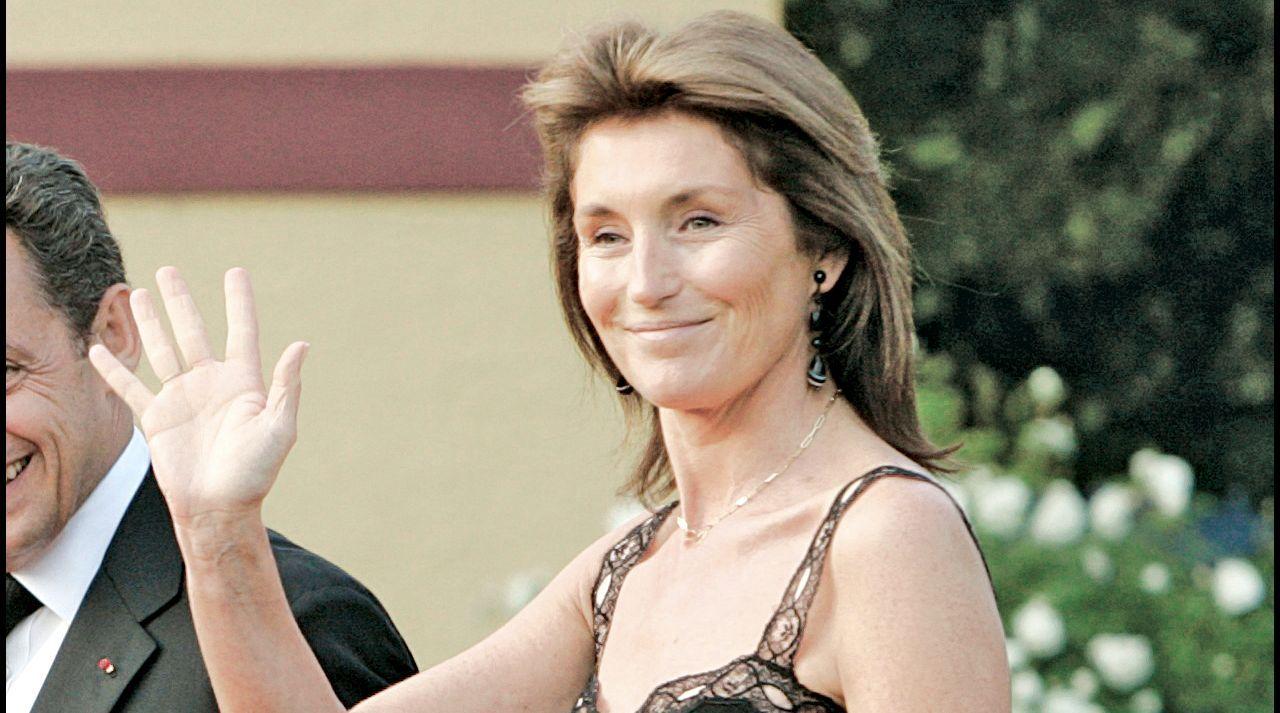 editorial.Cécilia Attias, exmujer de Nicolas Sarkozy