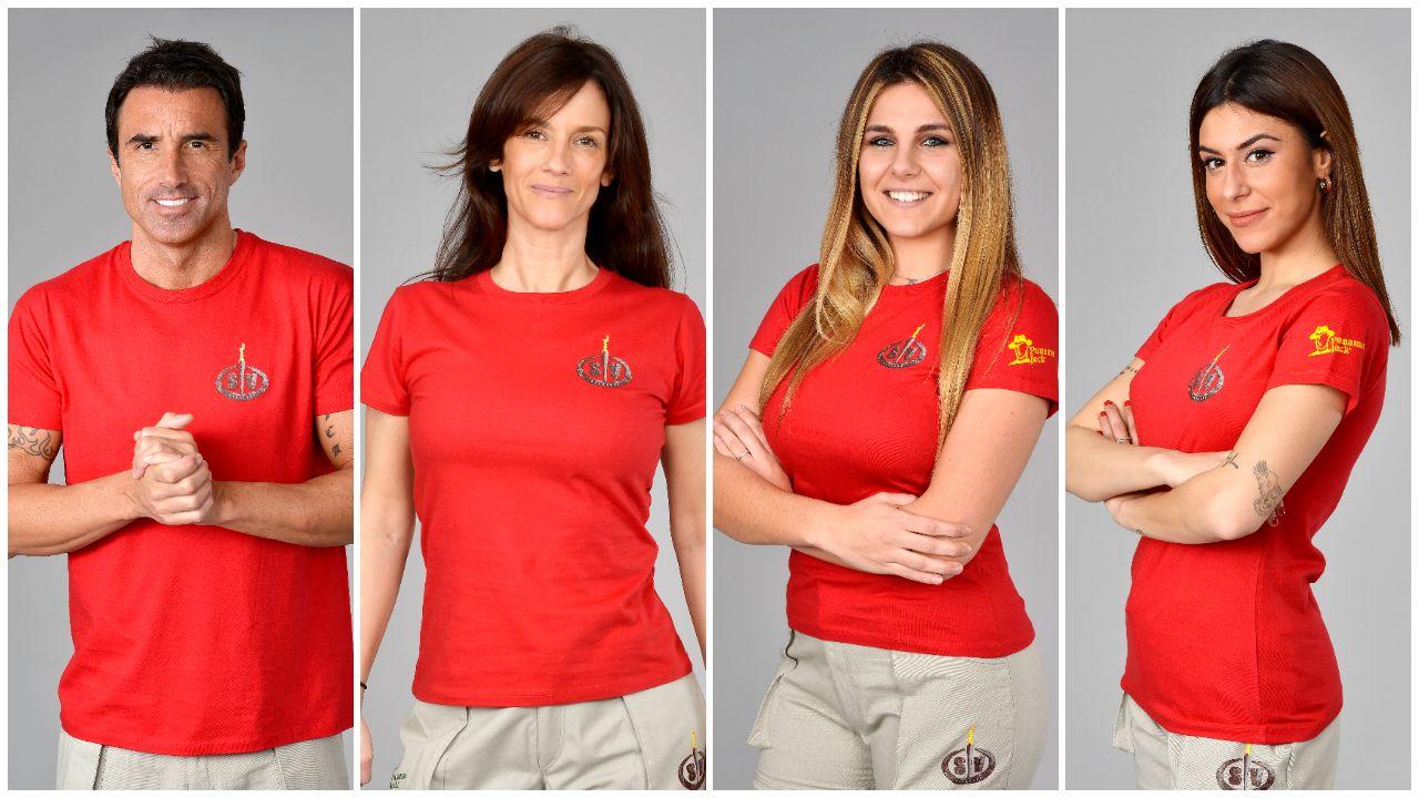 Estos son los concursantes de «Supervivientes 2020».«La isla de las tentaciones» fue el programa no deportivo más visto
