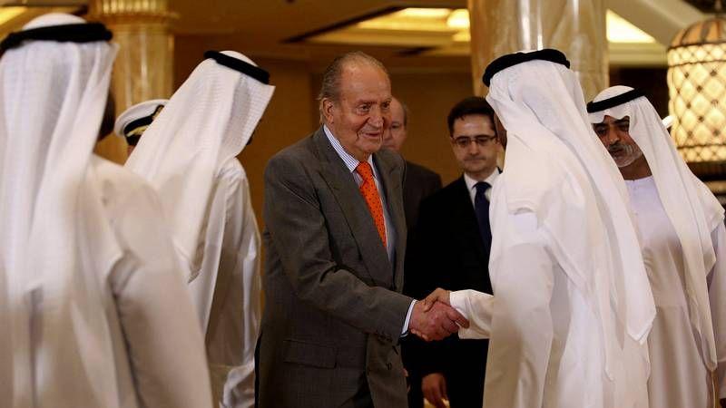 Foto de familia del presidente del Gobierno con los grandes empresarios españoles que integran el Consejo Empresarial por la Competitividad.
