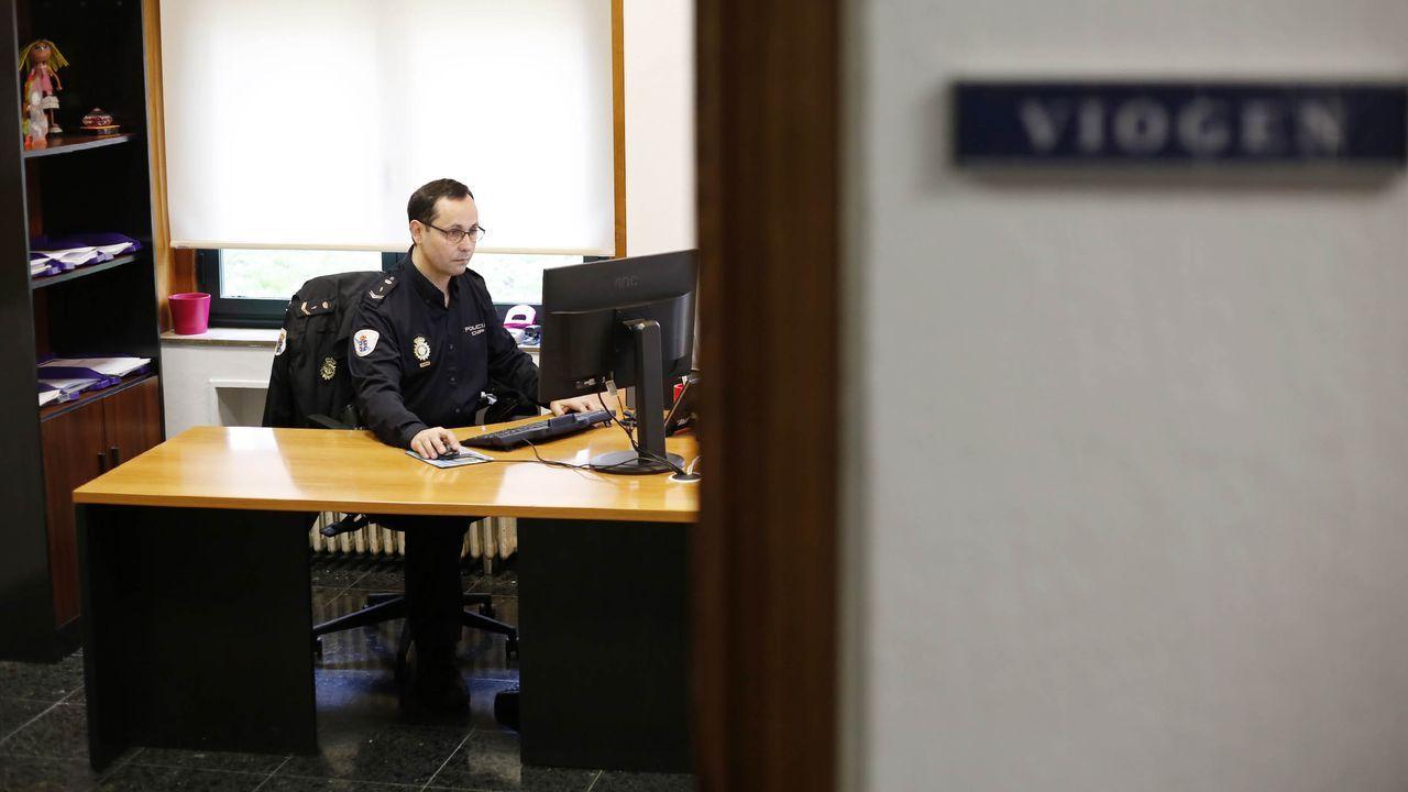La Policía Autonómica lleva desde el 2016 haciendo seguimiento de casos de violencia de género.