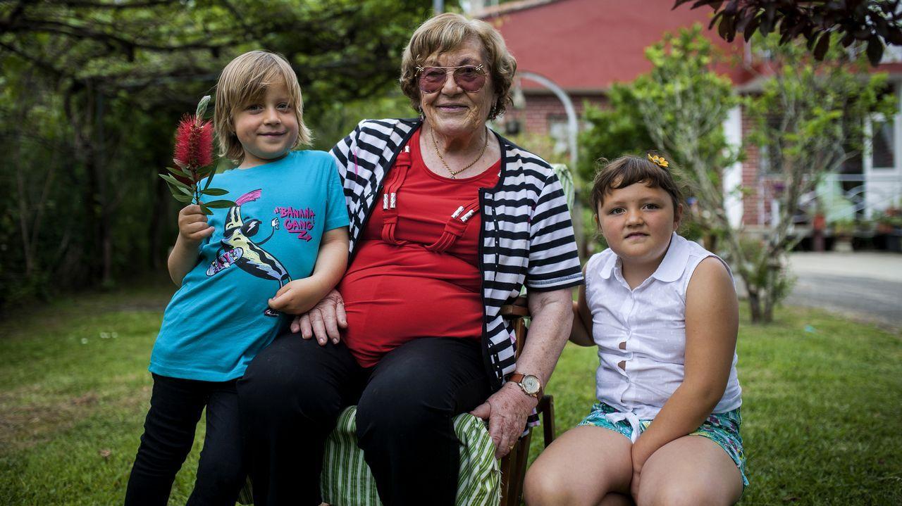 Pidieron una abuela, ¡y ya la tienen!