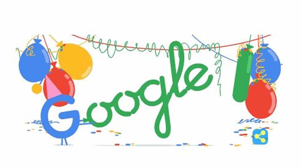 ¿Cuándo es el cumpleaños de Google?.Muro de los inventores, en la sede coruñesa del Museo Nacional de Ciencia y Tecnología (Muncyt), donde se rinde homenaje a un centenar de españoles distinguidos por su trabajo en la innovación